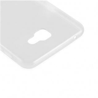 Cadorabo Hülle für Samsung Galaxy A9 2016 in VOLL TRANSPARENT - Handyhülle aus flexiblem TPU Silikon - Silikonhülle Schutzhülle Ultra Slim Soft Back Cover Case Bumper - Vorschau 4