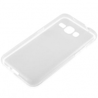 Cadorabo Hülle für Samsung Galaxy J1 2016 in VOLL TRANSPARENT - Handyhülle aus flexiblem TPU Silikon - Silikonhülle Schutzhülle Ultra Slim Soft Back Cover Case Bumper - Vorschau 2