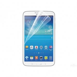 Cadorabo Displayschutzfolien für Samsung Galaxy TAB 3 8.0 Zoll - Schutzfolien in MATT CLEAR - 2 Stück antireflektierende, matte Anti-Reflex-Schutzfolien