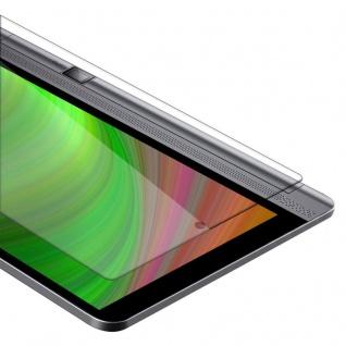 """Cadorabo Panzer Folie für Lenovo Yoga Tab 3 Pro (10.1"""" Zoll) Schutzfolie in KRISTALL KLAR Gehärtetes (Tempered) Display-Schutzglas in 9H Härte mit 3D Touch Kompatibilität"""