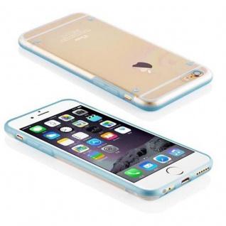 Cadorabo - Ultra Slim (0, 5mm) TPU Silikon Schutzhülle für Apple iPhone 6 / iPhone 6S - Case Cover Schutzhülle Bumper in KÖNIGS BLAU - Vorschau 2