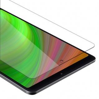 """"""" Cadorabo Panzer Folie für Xiaomi Mi Pad 4 (8.0"""" Zoll) - Schutzfolie in KRISTALL KLAR - Gehärtetes (Tempered) Display-Schutzglas in 9H Härte mit 3D Touch Kompatibilität"""""""