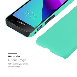 Cadorabo Hülle für Samsung Galaxy XCover 4 in FROSTY GRÜN - Hardcase Handyhülle aus Plastik gegen Kratzer und Stöße - Schutzhülle Bumper Ultra Slim Back Case Hard Cover - Vorschau 5