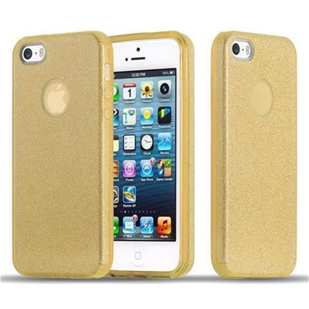 Cadorabo Hülle Für Apple Iphone 5 Iphone 5s Iphone Se Hülle In