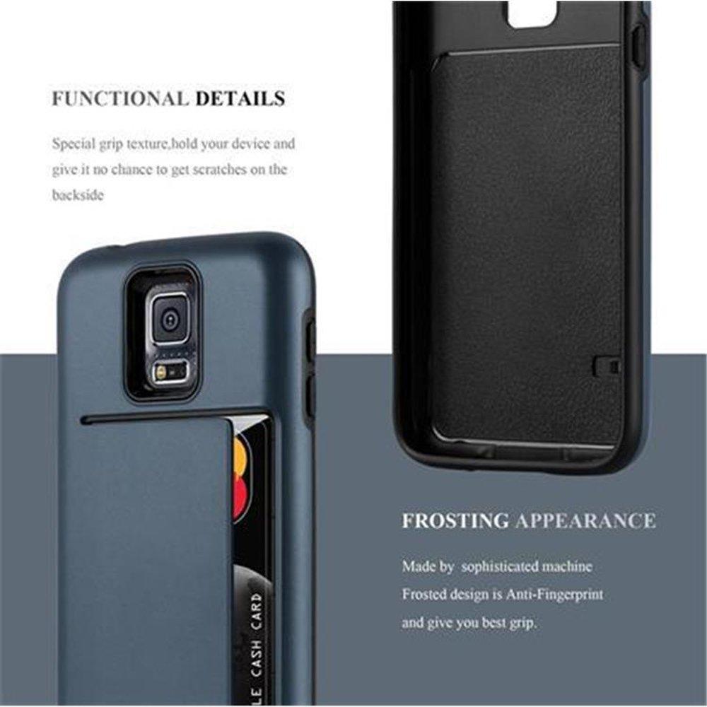 Hard Hülle in Frosty PINK S5 NEO Cadorabo Hülle für Samsung Galaxy S5