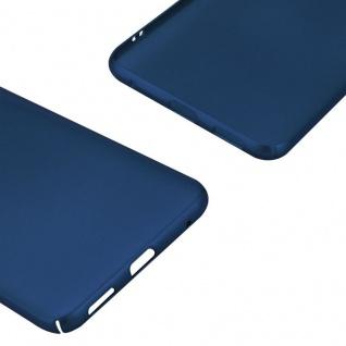 Cadorabo Hülle für LG V30 in METALL BLAU ? Hardcase Handyhülle aus Plastik gegen Kratzer und Stöße ? Schutzhülle Bumper Ultra Slim Back Case Hard Cover - Vorschau 5