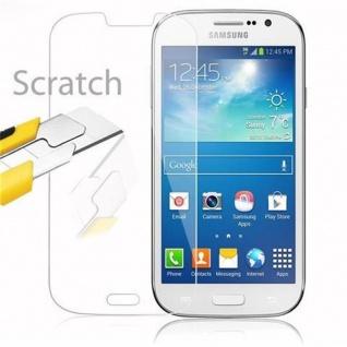 Samsung Galaxy GRAND NEO Panzerglasfolie von Cadorabo - Displayschutz Schutzfolie 3D Touch Kompatibel in 9H Härte gehärtetes ( Tempered ) Schutzglas in KRISTALL KLAR - Vorschau 2