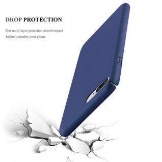 Cadorabo Hülle für Apple iPhone 8 PLUS / iPhone 7 PLUS / iPhone 7S PLUS in METALL BLAU - Hardcase Handyhülle aus Plastik gegen Kratzer und Stöße - Schutzhülle Bumper Ultra Slim Back Case Hard Cover - Vorschau 3