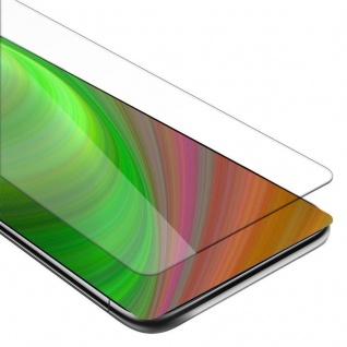 Cadorabo Panzer Folie für Xiaomi Mi Mix 2S - Schutzfolie in KRISTALL KLAR - Gehärtetes (Tempered) Display-Schutzglas in 9H Härte mit 3D Touch Kompatibilität