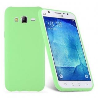 Cadorabo Hülle für Samsung Galaxy J5 2015 in CANDY PASTELL GRÜN - Handyhülle aus flexiblem TPU Silikon - Silikonhülle Schutzhülle Ultra Slim Soft Back Cover Case Bumper - Vorschau 2