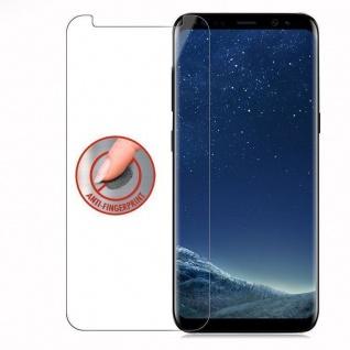 Cadorabo Panzer Folie für Samsung Galaxy S8 PLUS - Schutzfolie in KRISTALL KLAR - Gehärtetes (Tempered) Display-Schutzglas in 9H Härte mit 3D Touch Kompatibilität - Vorschau 4