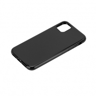 Cadorabo Hülle für Apple iPhone 11 (XI) in SCHWARZ - Handyhülle aus flexiblem TPU Silikon - Silikonhülle Schutzhülle Ultra Slim Soft Back Cover Case Bumper - Vorschau 5