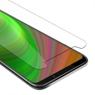 Cadorabo Panzer Folie für Xiaomi Black Shark 2 PRO - Schutzfolie in KRISTALL KLAR - Gehärtetes (Tempered) Display-Schutzglas in 9H Härte mit 3D Touch Kompatibilität