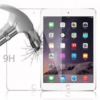 Cadorabo Panzer Folie für Apple iPad MINI 2 / iPad MINI 3 - Schutzfolie in KRISTALL KLAR - Gehärtetes (Tempered) Display-Schutzglas in 9H Härte mit 3D Touch Kompatibilität - Vorschau 3