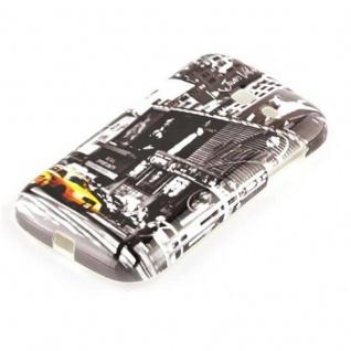 Cadorabo - Hard Cover für Samsung Galaxy TREND LITE - Case Cover Schutzhülle Bumper im Design: NEW YORK CAB - Vorschau 2