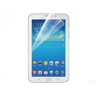 Cadorabo Displayschutzfolien für Samsung Galaxy TAB 3 7.0 Zoll - Schutzfolien in MATT CLEAR - 2 Stück antireflektierende, matte Anti-Reflex-Schutzfolien
