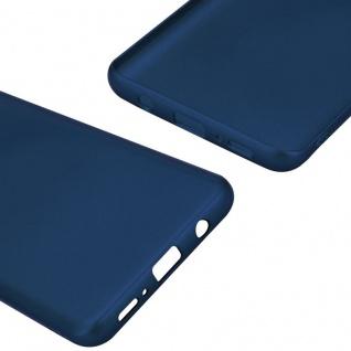 Cadorabo Hülle für Samsung Galaxy S9 PLUS in METALL BLAU - Hardcase Handyhülle aus Plastik gegen Kratzer und Stöße - Schutzhülle Bumper Ultra Slim Back Case Hard Cover - Vorschau 5