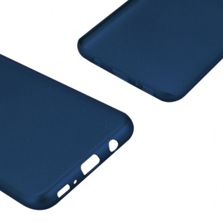 Cadorabo Hülle für Samsung Galaxy S8 PLUS in METALL BLAU - Hardcase Handyhülle aus Plastik gegen Kratzer und Stöße - Schutzhülle Bumper Ultra Slim Back Case Hard Cover - Vorschau 5