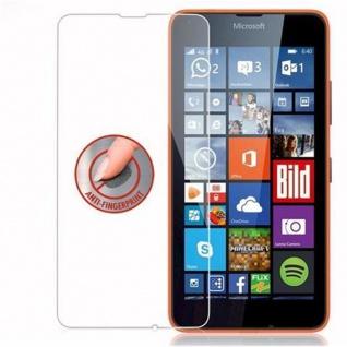 Cadorabo Panzer Folie für Nokia Lumia 640 - Schutzfolie in KRISTALL KLAR - Gehärtetes (Tempered) Display-Schutzglas in 9H Härte mit 3D Touch Kompatibilität - Vorschau 4