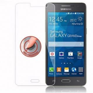 Cadorabo Panzer Folie für Samsung Galaxy GRAND PRIME - Schutzfolie in KRISTALL KLAR - Gehärtetes (Tempered) Display-Schutzglas in 9H Härte mit 3D Touch Kompatibilität - Vorschau 4