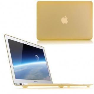 Cadorabo - Mattes HardCase für Apple MacBook AIR 11 (Zoll) ? Case Hartschale Schutzhülle Cover MacBook Tasche in GOLD - leicht und schützend - Vorschau 2