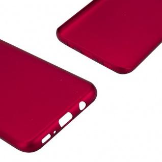 Cadorabo Hülle für Samsung Galaxy S8 PLUS in METALL ROT - Hardcase Handyhülle aus Plastik gegen Kratzer und Stöße - Schutzhülle Bumper Ultra Slim Back Case Hard Cover - Vorschau 5