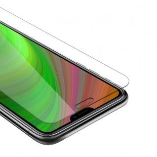 """Cadorabo Panzer Folie für Apple iPhone 12 Mini (5, 4"""" Zoll) Schutzfolie in KRISTALL KLAR Gehärtetes (Tempered) Display-Schutzglas in 9H Härte mit 3D Touch Kompatibilität"""