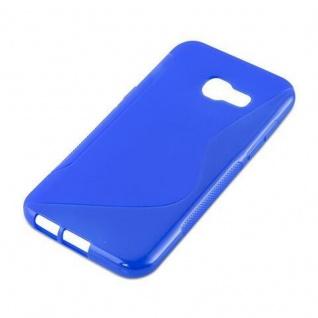Cadorabo Hülle für Samsung Galaxy A3 2017 in ROYAL BLAU ? Handyhülle aus flexiblem TPU Silikon ? Silikonhülle Schutzhülle Ultra Slim Soft Back Cover Case Bumper - Vorschau 4