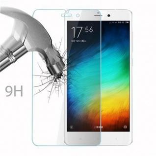 Cadorabo Panzer Folie für Xiaomi Note - Schutzfolie in KRISTALL KLAR - Gehärtetes (Tempered) Display-Schutzglas in 9H Härte mit 3D Touch Kompatibilität - Vorschau 3