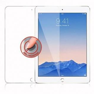 Cadorabo Panzer Folie für Apple iPad AIR / iPad AIR 2 - Schutzfolie in KRISTALL KLAR - Gehärtetes (Tempered) Display-Schutzglas in 9H Härte mit 3D Touch Kompatibilität - Vorschau 4