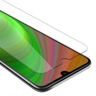 Cadorabo Panzer Folie für Nokia 3.2 - Schutzfolie in KRISTALL KLAR - Gehärtetes (Tempered) Display-Schutzglas in 9H Härte mit 3D Touch Kompatibilität