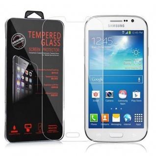 Samsung Galaxy GRAND NEO Panzerglasfolie von Cadorabo - Displayschutz Schutzfolie 3D Touch Kompatibel in 9H Härte gehärtetes ( Tempered ) Schutzglas in KRISTALL KLAR