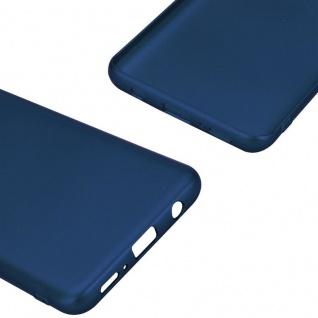 Cadorabo Hülle für Samsung Galaxy S9 in METALL BLAU - Hardcase Handyhülle aus Plastik gegen Kratzer und Stöße - Schutzhülle Bumper Ultra Slim Back Case Hard Cover - Vorschau 5