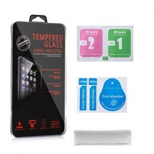 Cadorabo Panzer Folie für Apple iPhone 4 / iPhone 4S - Schutzfolie in KRISTALL KLAR - Gehärtetes (Tempered) Display-Schutzglas in 9H Härte mit 3D Touch Kompatibilität