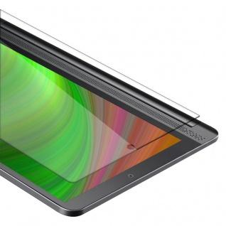 """Cadorabo Panzer Folie für Lenovo Yoga Tab 3 Plus (10.1"""" Zoll) Schutzfolie in KRISTALL KLAR Gehärtetes (Tempered) Display-Schutzglas in 9H Härte mit 3D Touch Kompatibilität"""