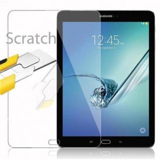 Cadorabo Panzer Folie für Samsung Galaxy Tab S2 (9.7 Zoll) - Schutzfolie in KRISTALL KLAR - Gehärtetes (Tempered) Display-Schutzglas in 9H Härte mit 3D Touch Kompatibilität - Vorschau 2