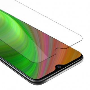 Cadorabo Panzer Folie für Nokia 7.2 - Schutzfolie in KRISTALL KLAR - Gehärtetes (Tempered) Display-Schutzglas in 9H Härte mit 3D Touch Kompatibilität