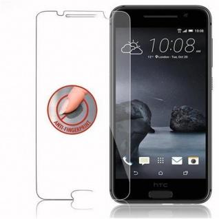 Cadorabo Panzer Folie für HTC ONE A9 - Schutzfolie in KRISTALL KLAR - Gehärtetes (Tempered) Display-Schutzglas in 9H Härte mit 3D Touch Kompatibilität - Vorschau 4