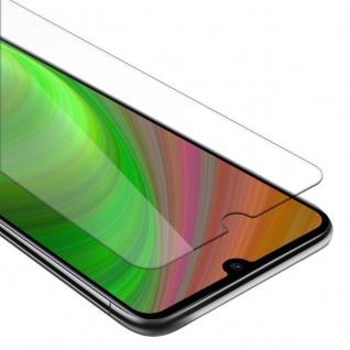Cadorabo Panzer Folie für Xiaomi RedMi NOTE 7 - Schutzfolie in KRISTALL KLAR - Gehärtetes (Tempered) Display-Schutzglas in 9H Härte mit 3D Touch Kompatibilität