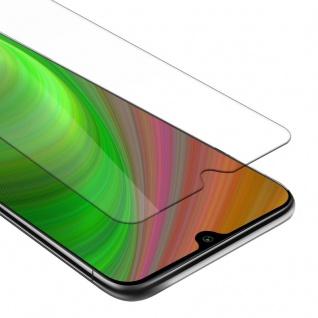 Cadorabo Panzer Folie für Xiaomi Mi A3 - Schutzfolie in KRISTALL KLAR - Gehärtetes (Tempered) Display-Schutzglas in 9H Härte mit 3D Touch Kompatibilität