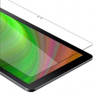 """Cadorabo Panzer Folie für Samsung Galaxy Book (10, 6"""" Zoll) (SM-W627 / W620) Schutzfolie in KRISTALL KLAR Gehärtetes (Tempered) Display-Schutzglas in 9H Härte mit 3D Touch Kompatibilität"""