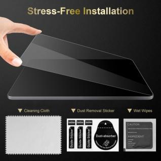 """"""" Cadorabo Panzer Folie für Xiaomi Mi Pad 4 PLUS (10.1"""" Zoll) - Schutzfolie in KRISTALL KLAR - Gehärtetes (Tempered) Display-Schutzglas in 9H Härte mit 3D Touch Kompatibilität"""" - Vorschau 3"""