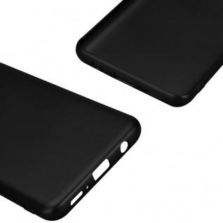 Cadorabo Hülle für Samsung Galaxy S9 in METALL SCHWARZ - Hardcase Handyhülle aus Plastik gegen Kratzer und Stöße - Schutzhülle Bumper Ultra Slim Back Case Hard Cover - Vorschau 5