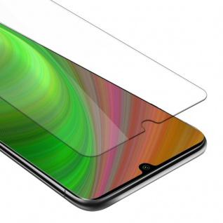 Cadorabo Panzer Folie für Xiaomi RedMi Note 10 - Schutzfolie in KRISTALL KLAR - Gehärtetes (Tempered) Display-Schutzglas in 9H Härte mit 3D Touch Kompatibilität