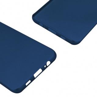 Cadorabo Hülle für Samsung Galaxy S6 EDGE PLUS in METALL BLAU - Hardcase Handyhülle aus Plastik gegen Kratzer und Stöße - Schutzhülle Bumper Ultra Slim Back Case Hard Cover - Vorschau 5