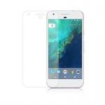 Cadorabo Panzerglas für Google PIXEL XL - Schutzfolie in KRISTALL KLAR ? Gehärtetes (Tempered) Display-Schutzglas in 9H Härte mit 3D Touch Kompatibilität