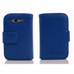Cadorabo Displayschutzfolien für Samsung Galaxy ACE 1 - Schutzfolien in HIGH CLEAR â€? 4 Folien (1x Privacy - 1x Spiegel - 1x Matt - 1x Anti-Fingerabdruck)