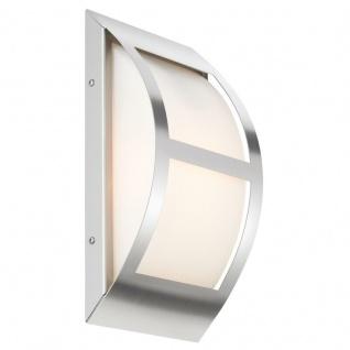 LCD Wandleuchte Edelstahl Typ 054 75 Watt