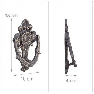Türklopfer antik Bronzefarben - Vorschau 2