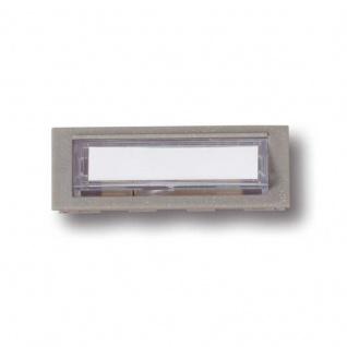 Flächenkontakt Klingelkontakt beleuchtet LED
